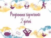 Programma Rigenerante 2 Giorni