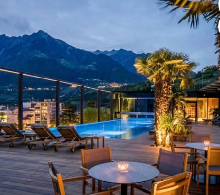 4°- Hotel Terme Merano