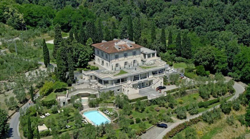 Villa La Borghetta Resort Benessere Hotel