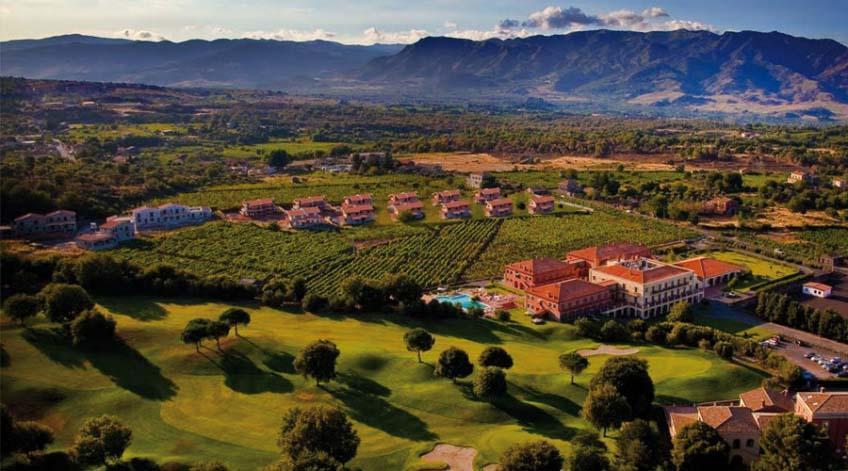 Il Picciolo Etna Golf & Resort