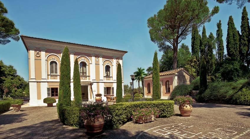 Logge del Perugino Wellness & Beauty